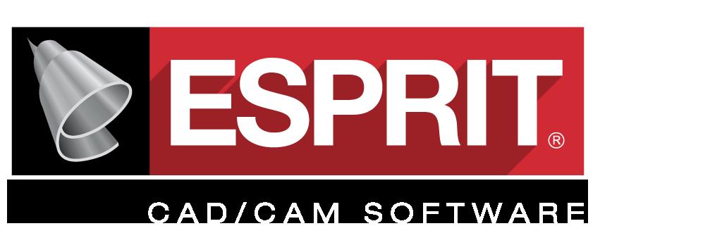 Esprit logo white2